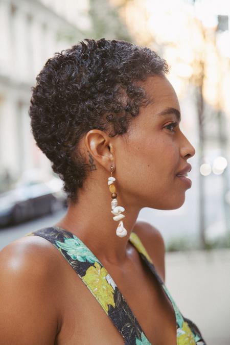 SVNR Lavaliere Màncora Earrings
