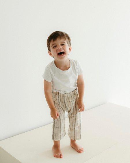 KIDS UNISEX Kat Seaton The Harem Pant - Stripes