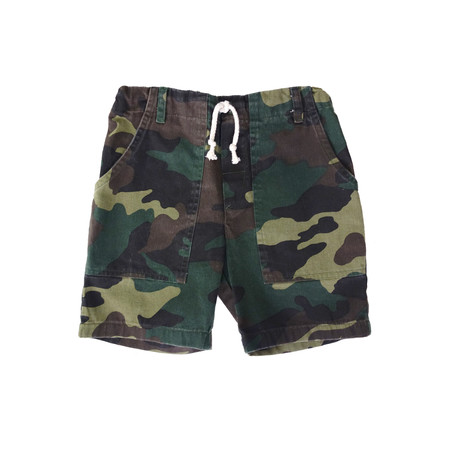 Kids nico nico Barrel Short