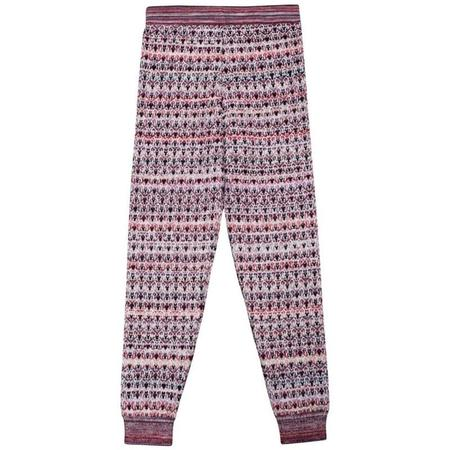 Kids paade mode wool trousers - wildberry bordeaux