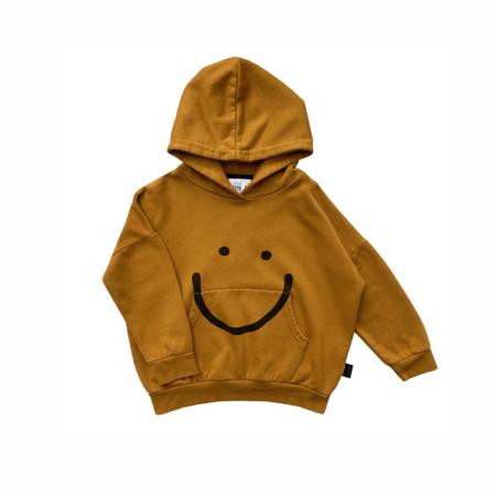 Kids LITTLE MAN HAPPY Smile Hoodie