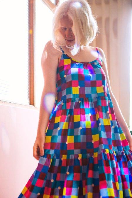Little Tienda Dress - Rainbow Disco Soph