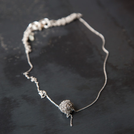 Arielle De Pinto Single Sweet Bread Choker
