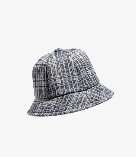 Needles Bermuda Poly Jacquard Hat - Plaid