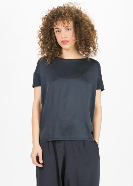 Kristensen du Nord Silk Front T-Shirt