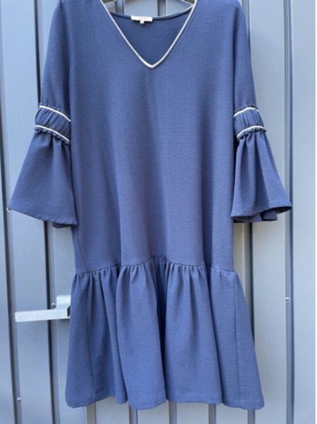 PRE-LOVED Ganni Dress - Aleishall