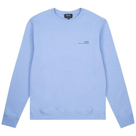 A.P.C. sweat - Blue