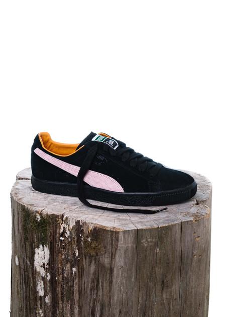 Puma Clyde X Patta (Black/Pink)