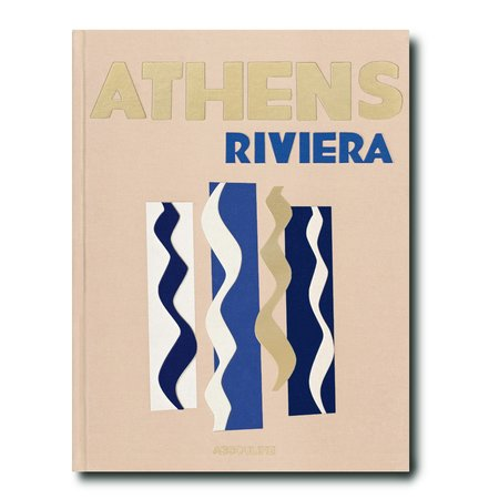 Assouline Athens Riviera Book
