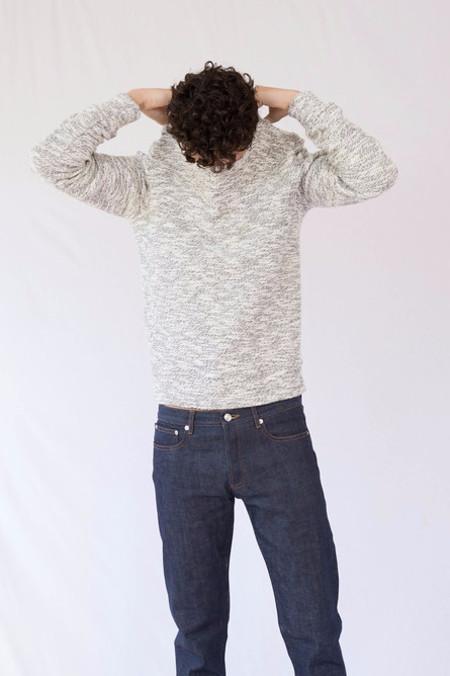 ODIN Textured Jersey Sweatshirt