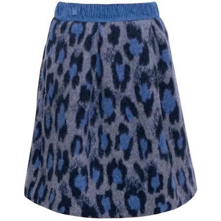 Kids paade mode alaska skirt - blue