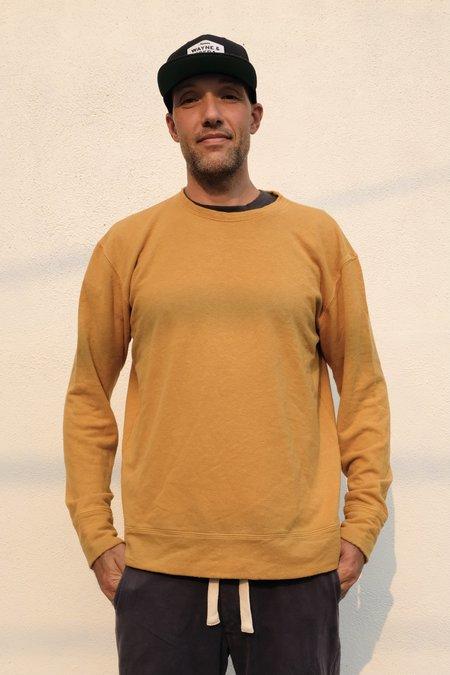 Jungmaven Tahoe Sweatshirt - Marigold