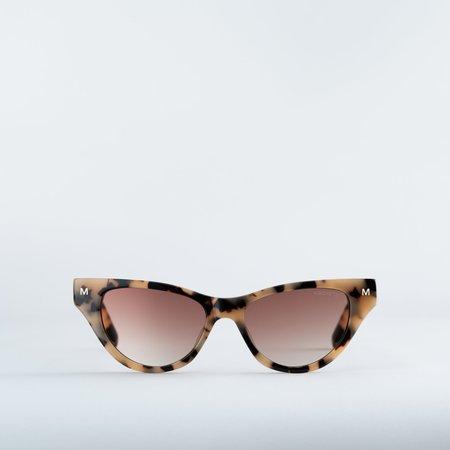 Machete suzy Sunglasses - Blonde Tortoise
