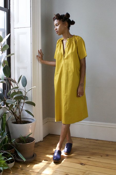 M.Patmos Adelphi Dress - Turmeric