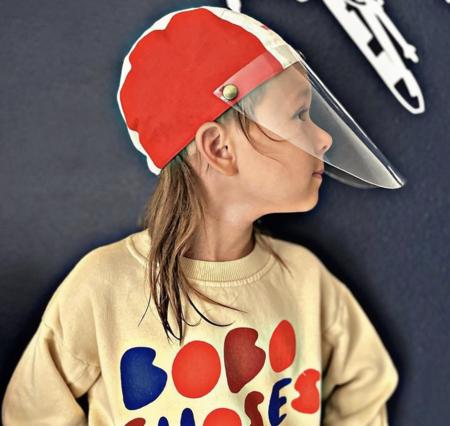 Kids Bobo Choses Protector Cap
