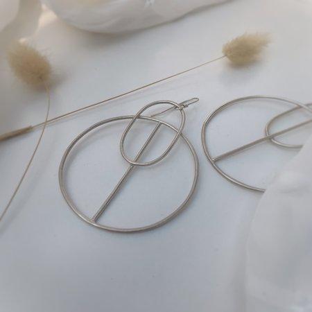 Rivet & Rise Swaddle Earrings
