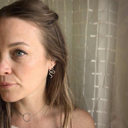 Rivet & Rise Wiggle Studs Earrings