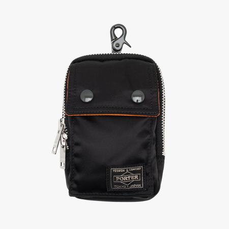 Porter Tanker Pouch bag - Black