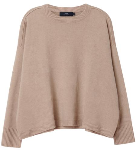 Arch4 Elena Knit Sweatshirt - Fawn