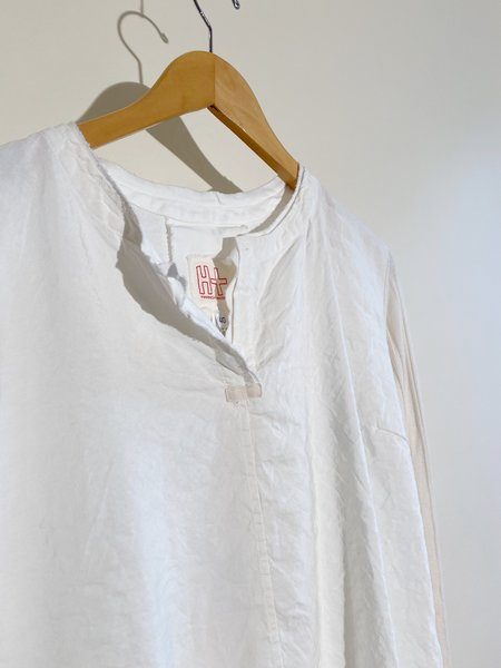 H+ Hannoh Wessel Saba Shirt - Natural