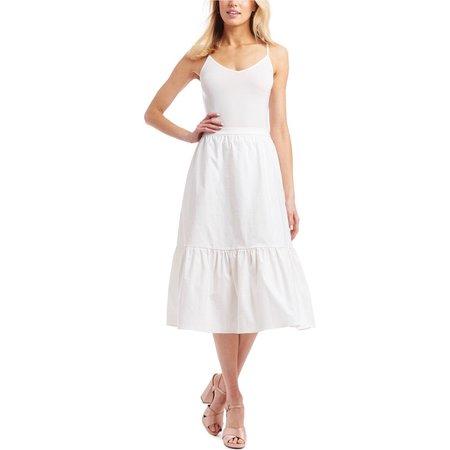 Amanda Uprichard Tamarind Skirt - White