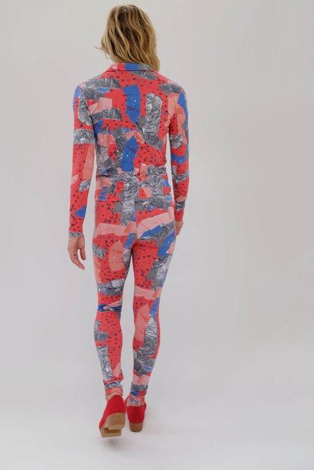 Alexandra Moura Sketchbook Leggings - Multicolor
