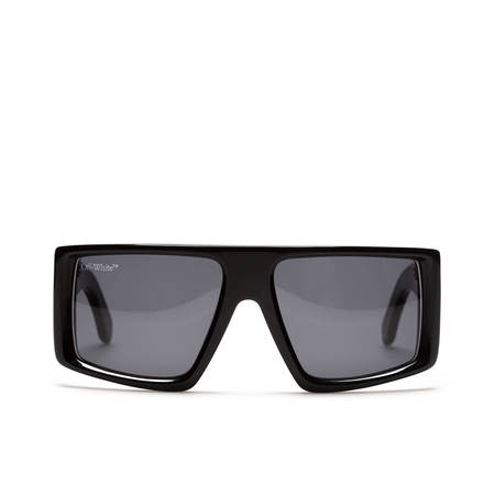 OFF-WHITE Alps sunglasses - black
