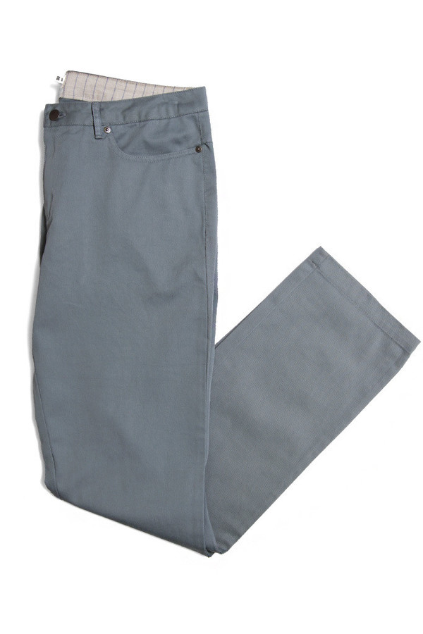 Men's Bridge & Burn Polk 5 Pocket Glacier