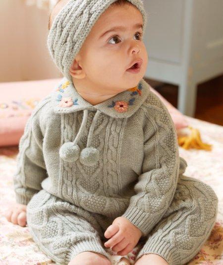 Louise Misha Solange Sweater - Sage