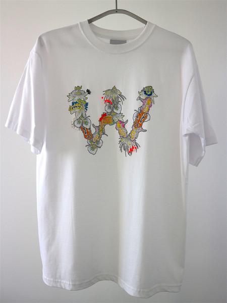 Longshaw Ward - Embellished 'W' Shirt