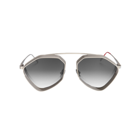 Unisex VYSEN Eyewear Ezy E-3 EYEWEAR - Silver/Matte