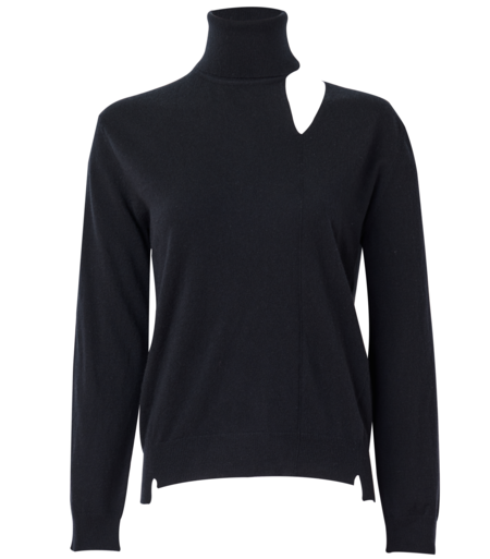 Arch4 The Oyster Sweater - BLACK