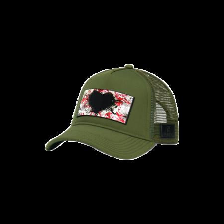 Unisex Partch Trucker Hat - Kaki