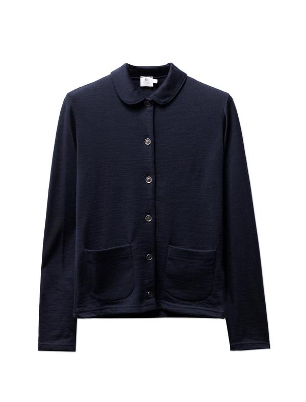 Sunspel Vintage Wool Cardigan