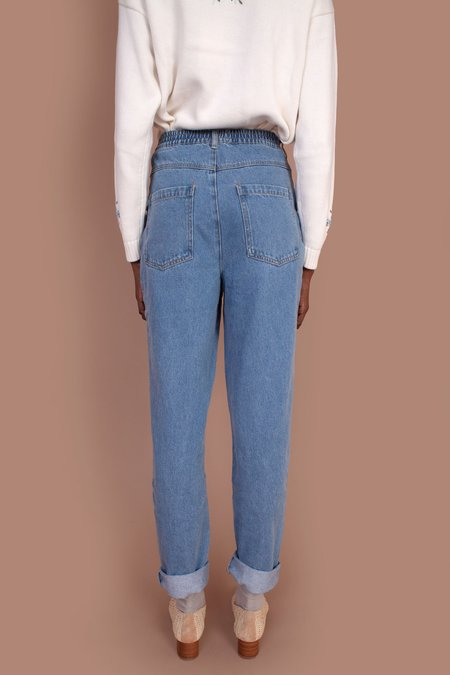 Meadows Monarda Jeans - Mid Blue
