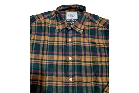 Portuguese Flannel Shirt - Flannel Woods