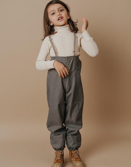 kids Faire Child Rain Pant - Rosemary