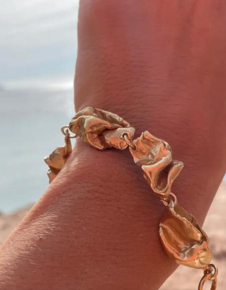 Simuero Galera Bracelet - Gold