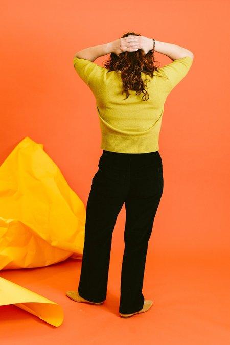 Eve Gravel fortune teller pants - black