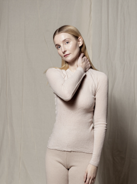 gudrun&gudrun Eco Wool Barba Pullover - Beige