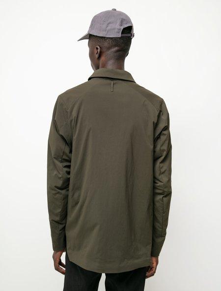 Veilance Mionn IS Overshirt - Dark Olive