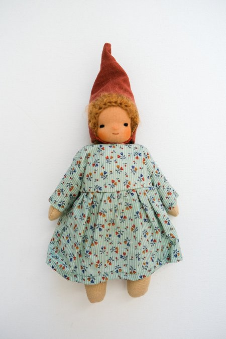 kids Lamb Ears and Roots Gnome Doll - Edelweiss