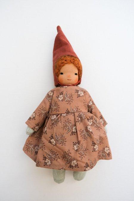 Lamb Ears and Roots Gnome Doll - Juniper