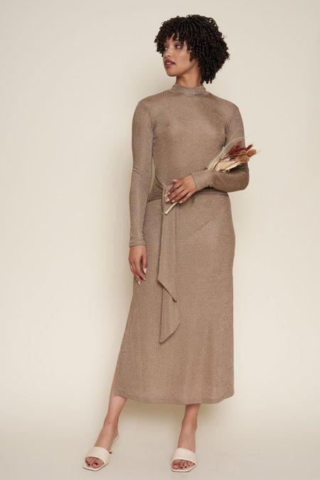 Whimsy + Row The Joan Dress - Sparkle