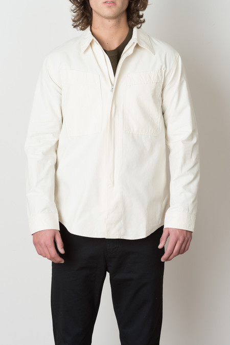 The Hill-Side Heli Crew Shirt In Natural