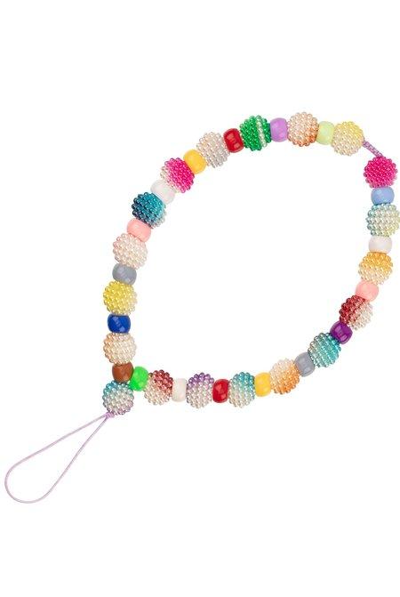 Talis Chains Bubblegum Wristlet Phone Strap