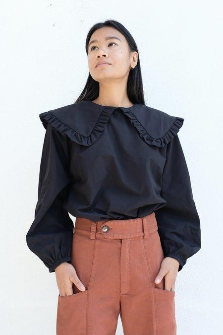 Rita Row Lila Shirt - Black