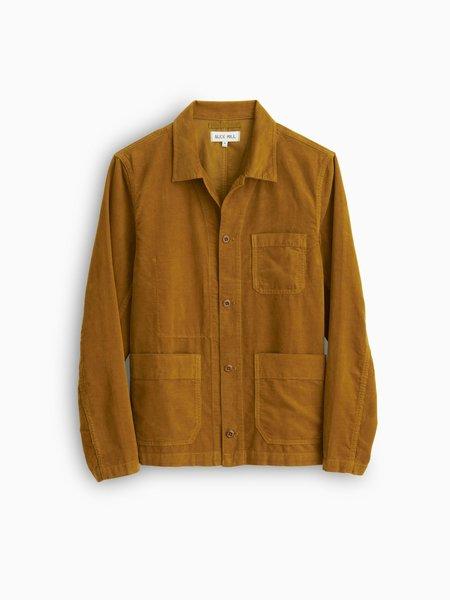 Alex Mill Fine Wale Corduroy Work Jacket - Golden Khaki