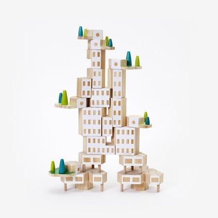 KIDS Areaware Blockitecture - Garden City