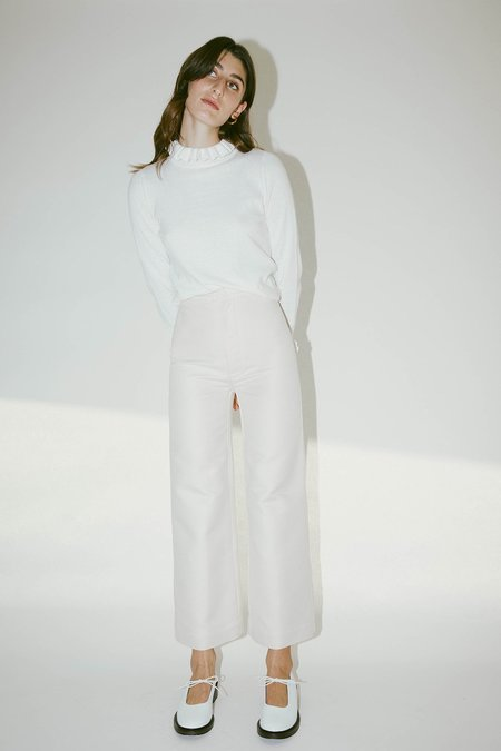 Muse the Label Thea Pants - Milk